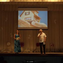 Концерт ко Дню семьи, любви, верности «Великая сила любви» (Новоивановский СДК)
