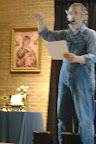 Doug Femec as Janitor in US Congress