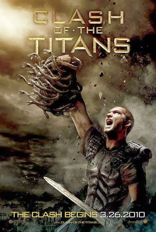 Poster Of Clash of the Titans (2010) Full Movie Hindi Dubbed Free Download Watch Online At Alldownloads4u.Com