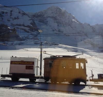 original Jungfrau train
