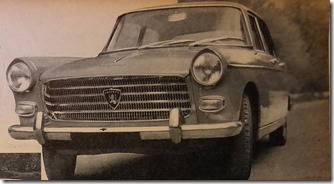Peugeot 1960 404