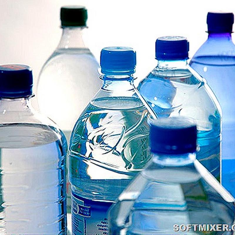 Скрытый резерв пластиковой бутылки