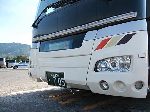 富山地方鉄道「富山東京線」 ・705 松代PAにて その2