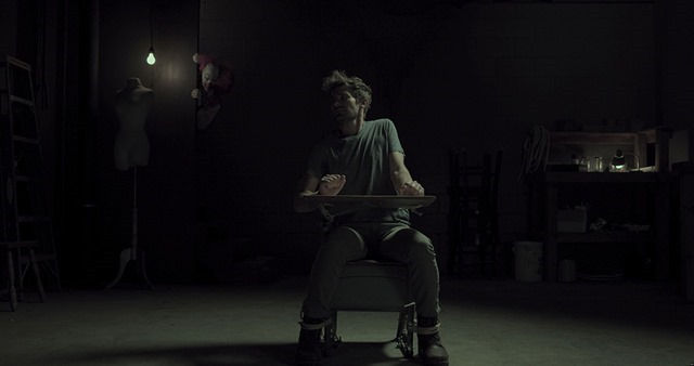 Caleb Long is Craig Owen in The Basement (2018)