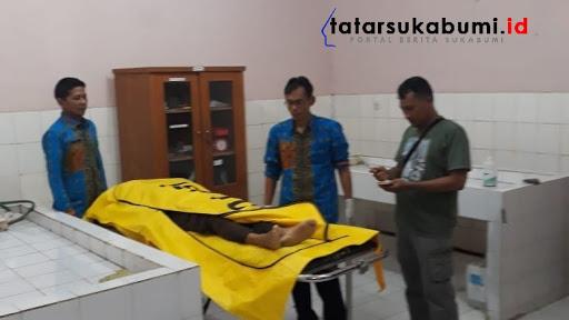 temu mayat di Nagrak Sukabumi // Foto : Isep Panji