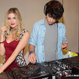 WWW.ENTSIMAGES.COM -    Ashley James  Whistle and  Bango Founders  and Matt Richardson   at      Whistle and  Bango  launch party at Wolf and Badger, London October 23rd 2014Ashley James, Ania Kubow and Rosie Parkes are showcasing their new brand and bracelets at a celebrity studded press launch                                                 Photo Mobis Photos/OIC 0203 174 1069