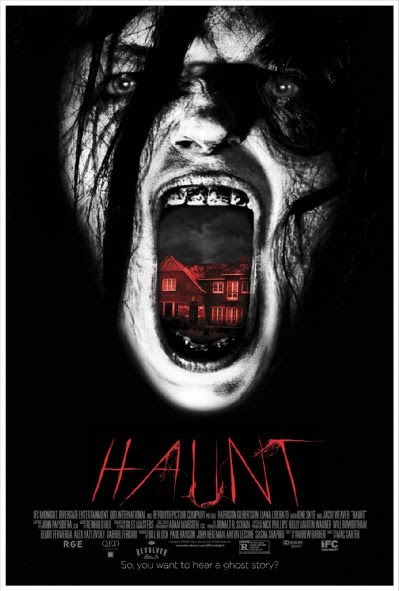 Poster Of English Movie Haunt (2013) Free Download Full New Hollywood Movie Watch Online At Alldownloads4u.Com