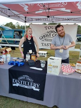 Savannah Brunch Festival, Savannah Events, The Low Country Socialite, Low Country Events, Ghost Coast Distillery
