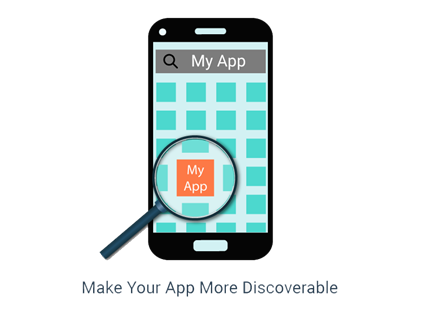 make-app-discoverable-more
