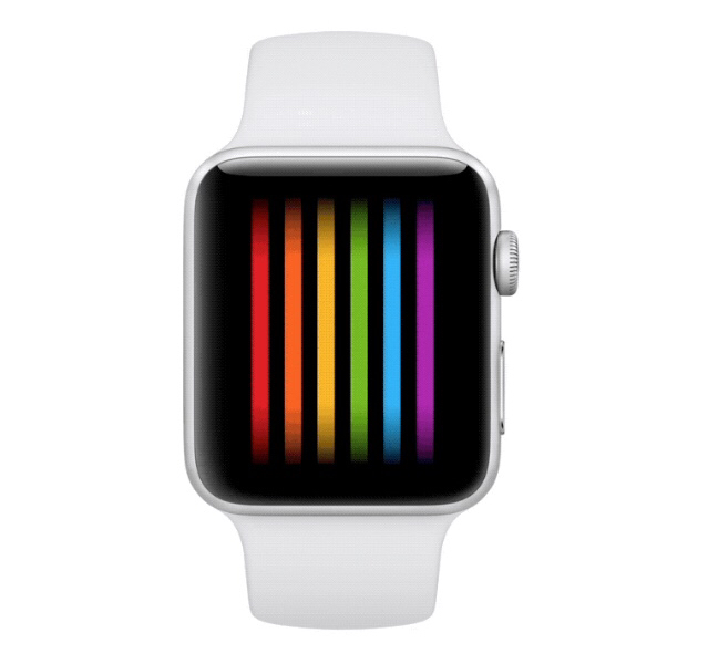 """Apple Watch: watchOS 4.3.1 Released With Old Apps Warning, Code Hints New """"Rainbow Flag Watch Face Coming To watchOS 5"""