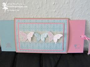 stampin up papillon potpourri spring sampler