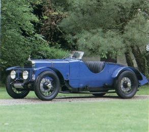 Ariès GP2 1927