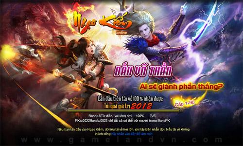 Ngạo Kiếm ra mắt Long Chấn Thiên đón sinh nhật 2