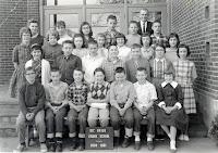 McBride School May 1961