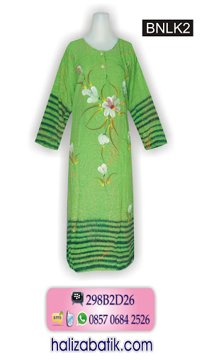gambar baju batik wanita, desain baju batik terbaru, contoh batik modern