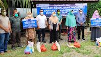 Bank Indonesia Dan LSM-IPA Salurkan 1.000 Paket Sembako
