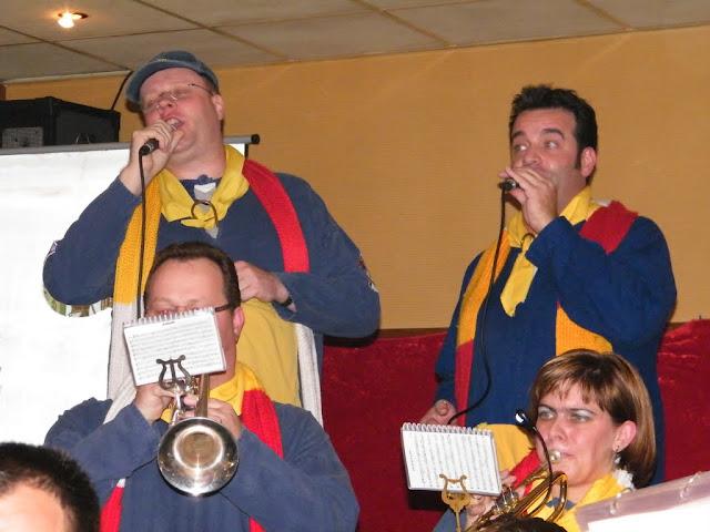 2009-11-08 Generale repetitie bij Alle daoge feest - DSCF0588.jpg