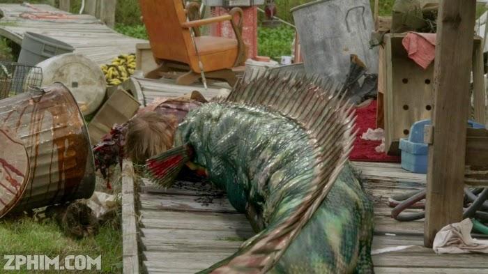 Ảnh trong phim Quái Cá Ăn Thịt Người - SnakeHead Swamp 4