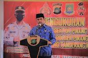 Walikota Tangerang Bersama Kapolres Resmikan Kantor Polsek Pinang