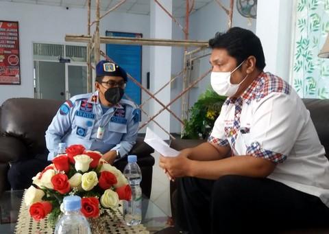Bara JP Soroti Adanya Dugaan  Penganiayaan Napi di LP Klas IA Tanjung Gusta Medan