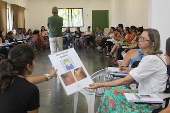 Instituto Criança é Vida retorna à cidade com formação sobre saúde