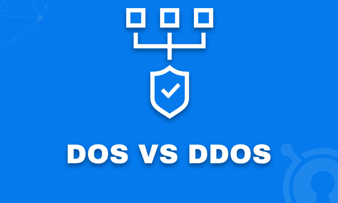 Difference between DOS and DDOS attack