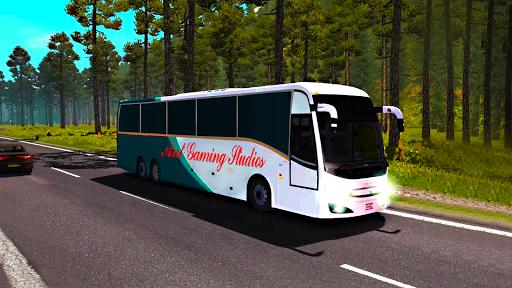 Bus simulator coach bus simulation 3d bus game 1.0 screenshots 6