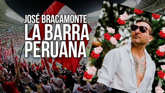 """JOSÉ BRACAMONTE ESTRENA NUEVO TEMA """"LA BARRA PERUANA"""" BAJO LA PRODUCCIÓN DE JUAN CARLOS FERNANDEZ"""