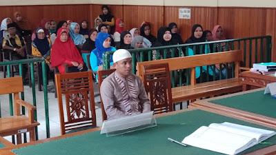 Sidang Perdana Pejuang Gunung Talang; Bau Tajam Kriminalisasi