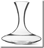 Riedel Hand Made Lead Crystal large Decanter