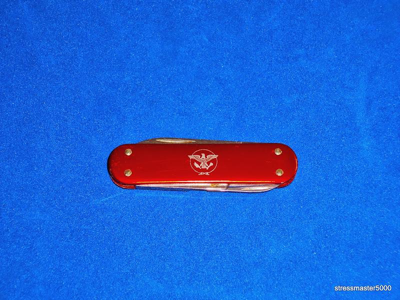 I Love Sak S Victorinox Companion Red Alox Unknown