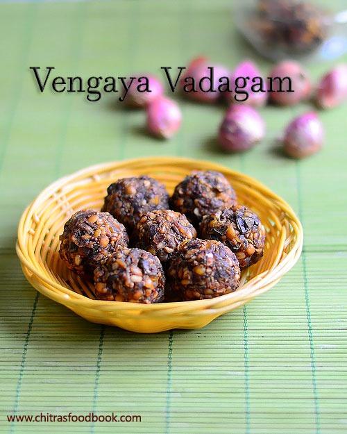 Vengaya-vadagam
