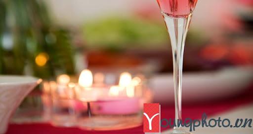 rượu vang cho tiệc cưới