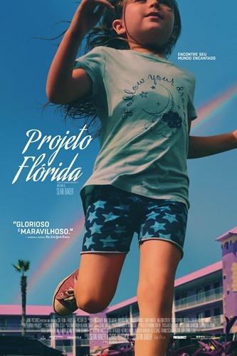 Projeto Flórida - pôster nacional