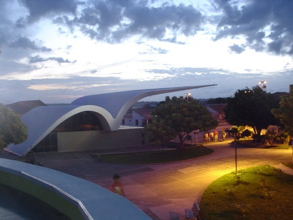 Concha Acústica - Sao José de Ribamar, Maranhao, foto: Celso Meira/Panoramio