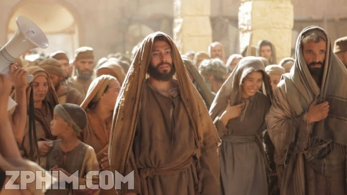 Ảnh trong phim Cuộc Đời Chúa Jesus - Killing Jesus 1