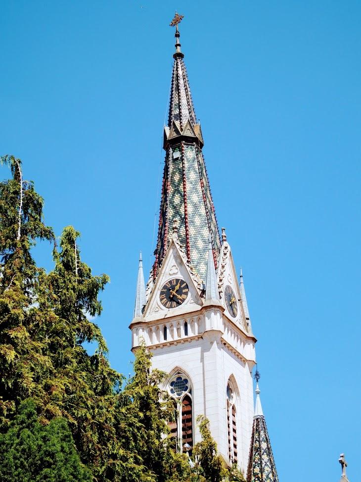 Kőszeg - Jézus Szíve rk. plébániatemplom