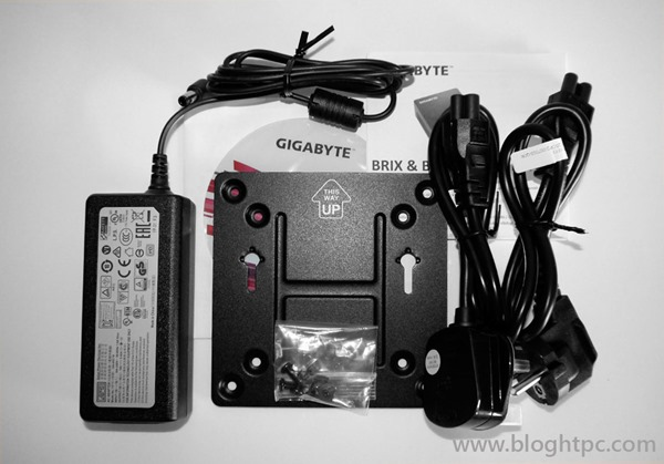 Accesorios Gigabyte BRIX GB-BRi5-8250
