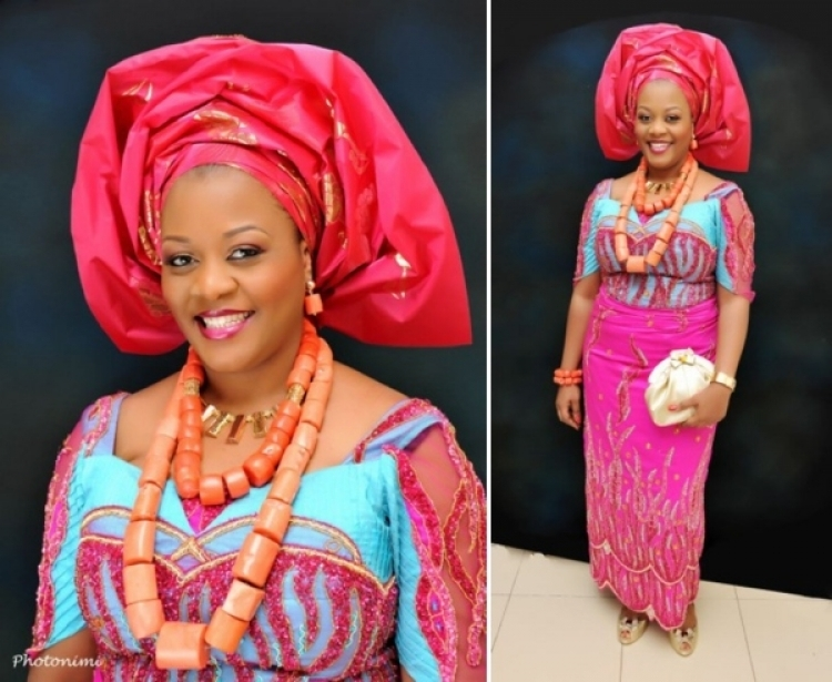 Nigerian Traditional Marriage Dress Styles - Wedding Dress Collections