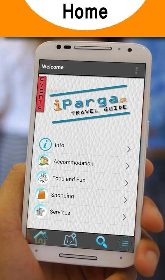 iParga Travel Guide (Parga)- screenshot