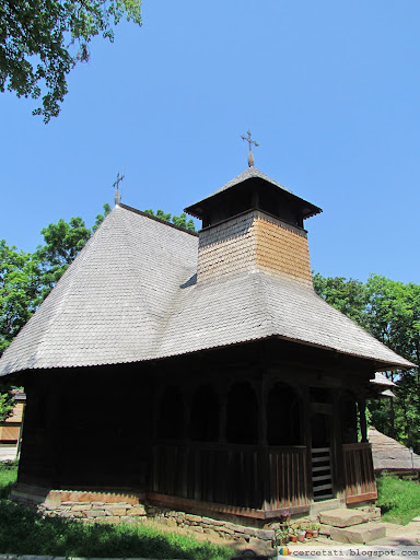 Rapciuni church, Neamt County