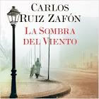 Portada de La Sombra del viento - Carlos Ruiz Zafón