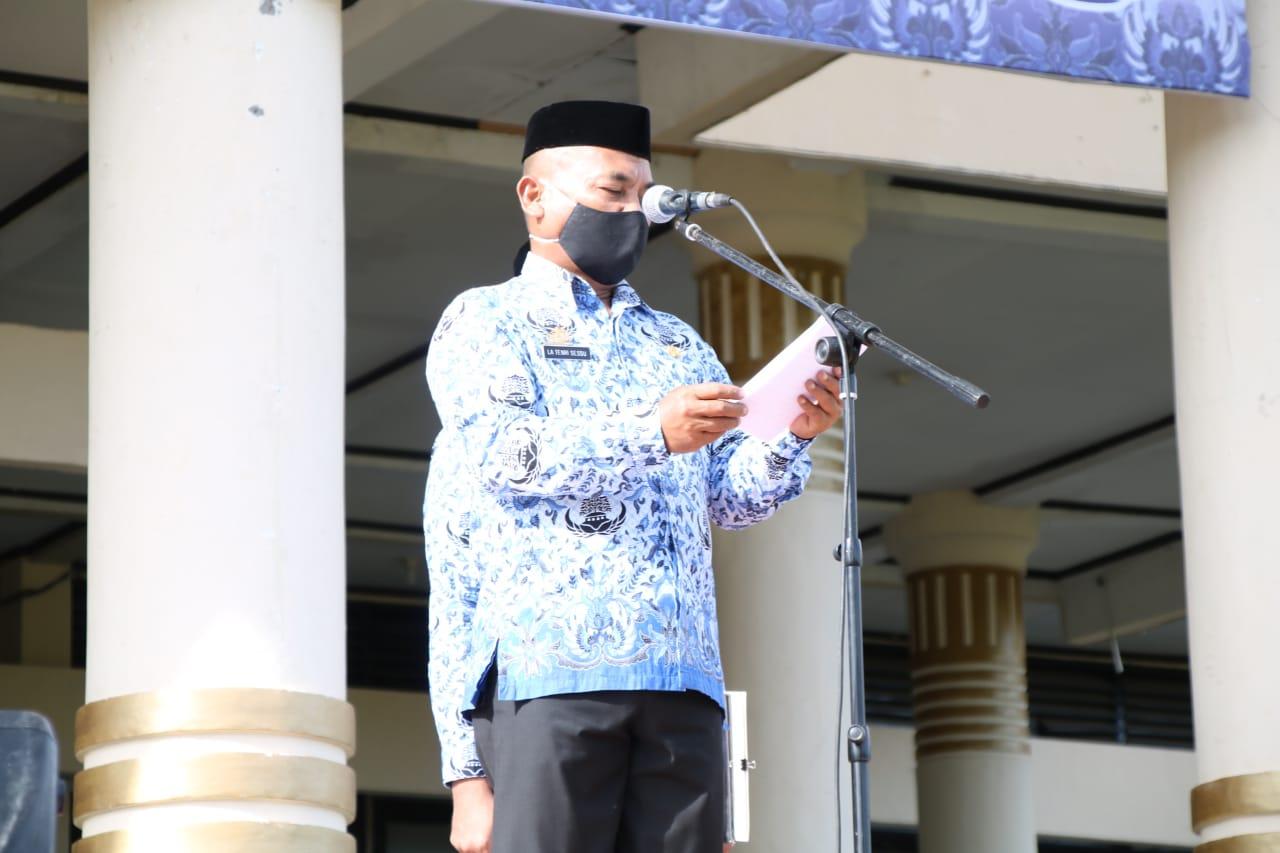 Pjs Bupati Soppeng, Korpri Kunci Reformasi Birokrasi
