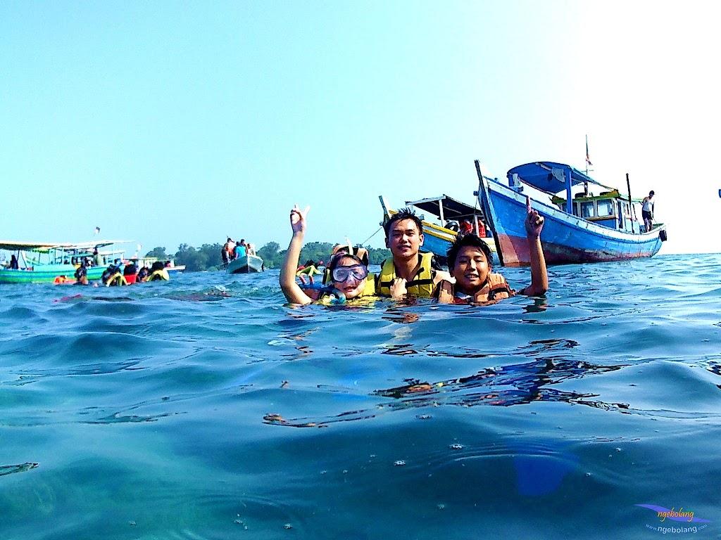 family trip pulau harapan, 1-2 agustus 2015 gopro 08