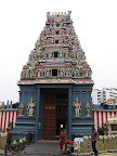 Sri Srinivasa Perumal Temple or Sri Perumal Temple, Little India, Serangoon Road, Singapore