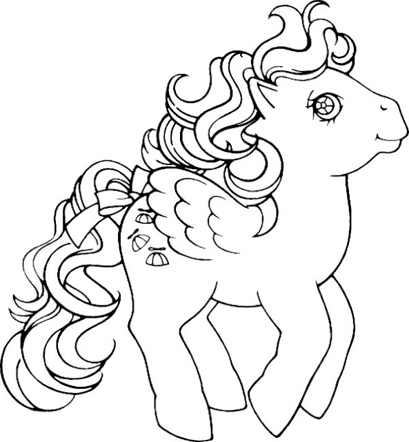 My little pony coloring pages | Coloring Pages