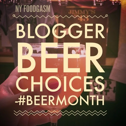 Blogger Beer Choices #BeerMonth Wrap-up