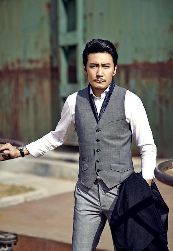 Zhao Zheng China Actor