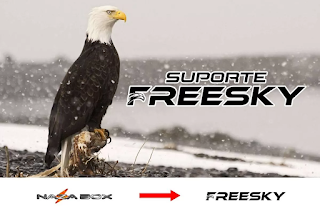 تحديثات جديدة لاجهزة FREESKY ليوم02.06.2021