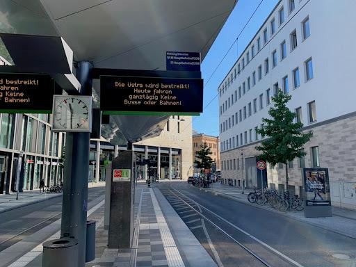 Üstra-Streik: Am Mittwoch fahren erneut keine Busse und Bahnen